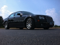 SpeedFactory Supercharged Chrysler 300 SRT8