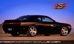 SpeedFactory SF600 Supercharged Challenger First Edition