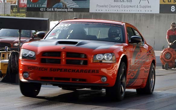 Results from ShopHemi Shootout « Modern Mopar Muscle Cars