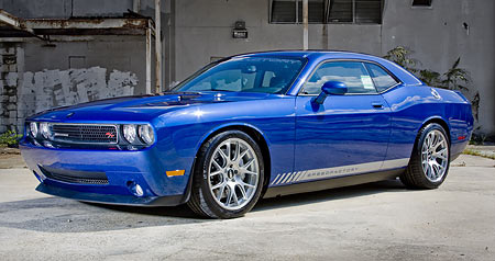 SpeedFactory SF500 Challenger shown with BBS CH-R wheels and Michelin Pilot Sport PS2 tires